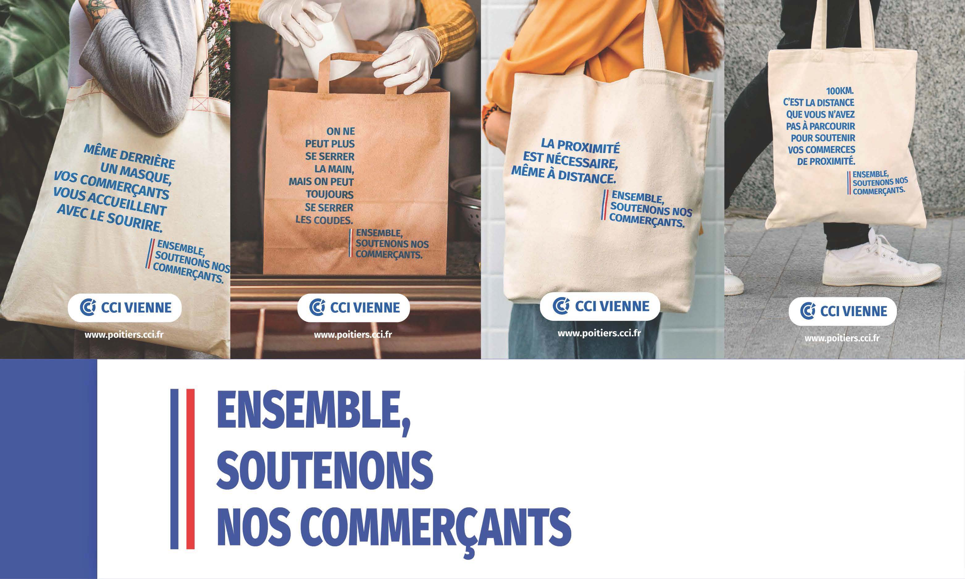 Soutenons nos commerçants