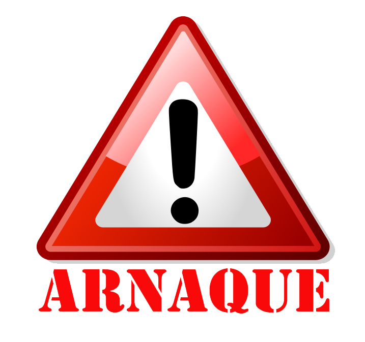 ATTENTION / ARNAQUE